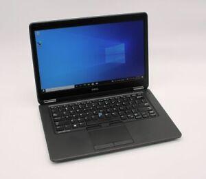DELL LATITUDE E7450 INTEL CORE I7 - 5600U @ 2.6GHz 8GB 256GB SSD CAM WIFI WIN10