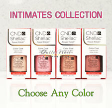 CND Shellac INTIMATES UV Gel Polish Collection 7.3ml .25oz @Pick ANY