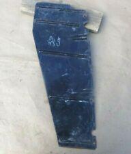 1938 Chevy Center Grille Baffle Air Deflector Pan Original Gm Car Cut
