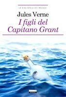 I figli del Capitano Grant Jules Verne Libro Nuovo Crescere Edizioni