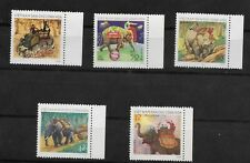 E8066 N.Vietnam 1973 Vietnamese Elephants  MNH