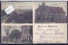 AK Weissenhöhe-Bialosliwie-Kreis Wirsitz-2Bilder Karte nach Berlin