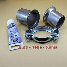 Auspuff Reparatursatz mit Montagepaste für Abgasanlage,  Ø 50 mm