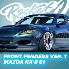 "Front fender flares for mazda rx8 ""RocketVanya"""