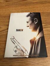 Taken (DVD, 2009) W/Slipcover