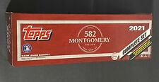 2021 TOPPS BASEBALL Montgomery Club Foil Stamp SET PICK YOUR CARDS 501-660