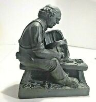 Craftsman Wood Carver / Art on Welsh Slate / Hand Crafted in North Wales