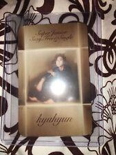 Super Junior Kyuhyun SFS SexyFree & Single Japan JP  Photocard card Kpop K-pop