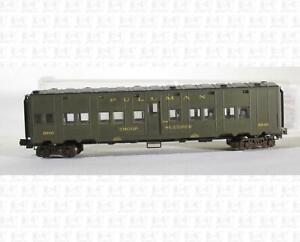 Micro-Trains N Troop Sleeper Car Pullman