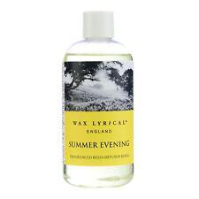 Wax Lyrical Summer Evening 250ml Reed Diffuser Refill