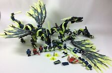 Lego Ninjago 70736 Attack of the Morro Dragon 2 partial sets