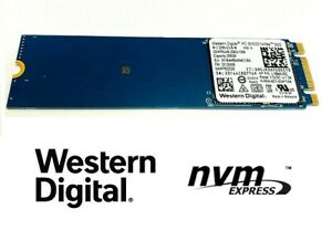 Disque Dur Solid State Drive SSD 128 Go Western Digital Nvme PCIe V3 M.2 2280