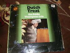THe Eddie Thompson Trio LP Dutch Treat SEALED HOLLAND