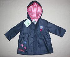 DISNEY BABY manteau veste bébé MINNIE bleu violet  taille 6 mois,  neuf