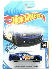 """2019 HOT WHEELS .""""10 FORD SHELBY GT500 SUPERSNAKE""""-"""