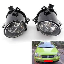 Car Fog Light with Bulb fit for VW FOX 2005-2012 Pair Sportback Cool