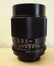REVUENON SPECIAL 1:2.8 Weitwinkel Objektiv Lens  f=135mm