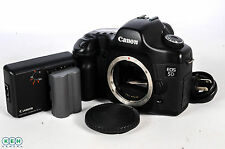 Canon 5D Digital Camera Body With Battery and Charger