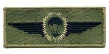 Aufnäher Fallschirmjäger Airborne US Army Special Forces Patch Parachuter