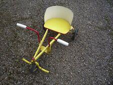 Cyclorameur ancien tôle,jouet ancien,voiture à pédale