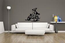 Huge Motocross Vinyl Sticker Decal / Wall Art / Bedroom / Man Cave