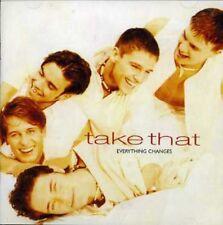Take That - Everything Changes [New CD] Bonus Tracks