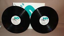 Seismic Sound Nine DJ Dance Club Techno Double LP Set Various Artists