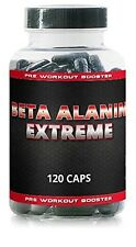 Beta Alanin Extreme Pre Workout Booster Trainingsbooster Muskelaufbau Anabol