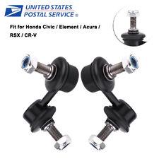 Genuine OEM FOR Honda Civic Rear Sway Bar End Link Kit 2001-2005 Links Set US