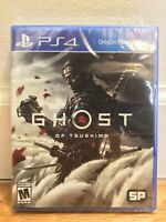 Ghost of Tsushima for PlayStation 4 [New Video Game] PS4 - Sealed, Fast Shipping