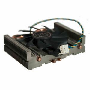 EverCool  Low Profile LGA115X/775/FM2+/FM2CPU Cooler - HPS 810CP (open Box)