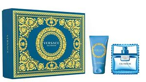 Versace Man Eau Fraiche - Gift Set With 30ml Eau De Toilette Spray and 50ml Show