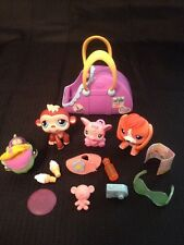LITTLEST PET SHOP LPS SWEET & NEAT DOG 301 TURTLE 302 MOUSE 303 MONKEY 304