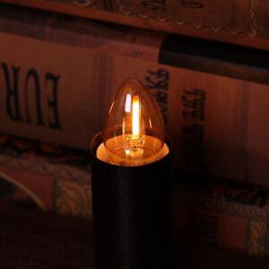 E14/E12 C7 Led Bulb 0.5W LED Lamp LED Filament Light Chandelier LED Edison Bu^lk