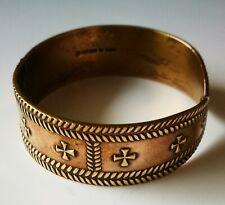 Kalevala Koru Finland Vintage Bracelet Bronze