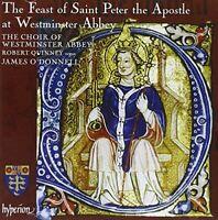 Westminster Abbey Choir - Durufle; Radcliffe; Ley; Stanford; Byrd: [CD]