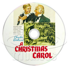A Christmas Carol (1938) Charles Dickens Drama, Family, Fantasy Movie/Film (DVD)