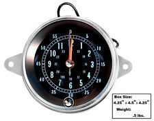 1965 Impala, Biscayne & BelAir Console Mounted Clock New Dii