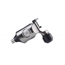 Tattoo Machine, Professional Alloy Rotary Strong Motor Liner Shader Clip Cord