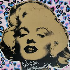"STEVE KAUFMAN ""MARILYN"" 