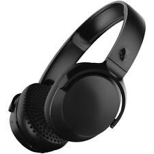 Skullcandy Riff Bluetooth Wireless On-Ear Headphones with Mic Black S5PXW-L003