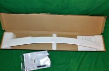 🔥 NOS 2006-2011 BUICK LUCERNE CXL CXS REAR TRUNK SPOILER KIT WHITE GM 19166437