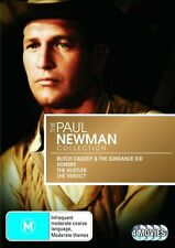 Paul Newman Collection - Butch Cassidy And The Sundance Kid / Hombre / The Hustler / The Verdict