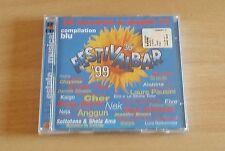 FESTIVALBAR'99 COMPILATION BLU - 2 CD