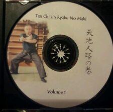 Bujinkan Tenchijin Curriculum Budo Taijutsu Ninpo ninjutsu ninja hatsumi