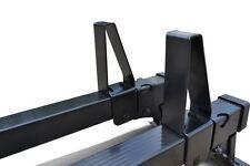 4 x Universal Roof Rack Load Stops U Bolt Roof Box Ladder Load Support - 25mm