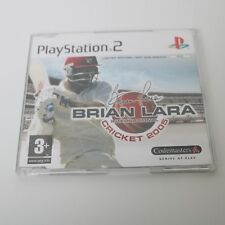 Brian Lara International Cricket 2005 - SONY PS2 PLAYSTATION 2 Juego Promo -