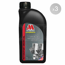Millers CFS 10w-50 Competition Full Synthetic Car Engine Oil 3 x 1 Litre