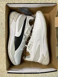 Puma Uproar Core Hybrid Court Core - White Glacier Gray Size 16 New With Box
