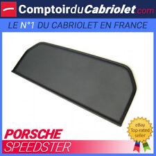 Filet anti-remous coupe-vent, Windschott, Porsche Speedster cabriolet - TUV